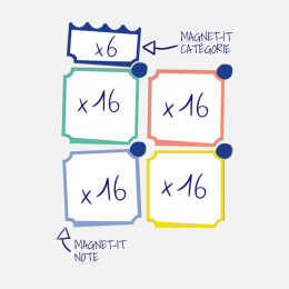 Magnet-it® Notes