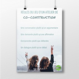 Règles du jeu d'un atelier de co-construction