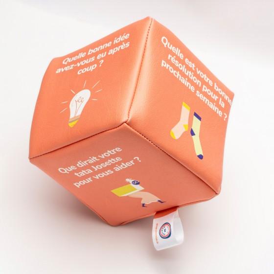 Le cube icebreaker s'améliorer.
