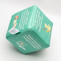 Cube icebreaker - Créativité